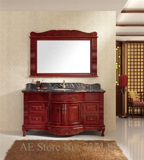 Real Wood Bathroom Furniture Oak Bathroom Furniture Reviews Shopping Oak Bathroom Furniture Reviews On Aliexpress