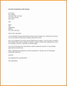 10 best resignation letter doc scholarship letter