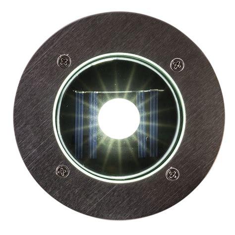 len leuchten shop solar led einbauleuchte edelstahl blende einbau strahler