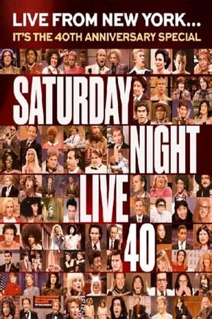 saturday night   anniversary special