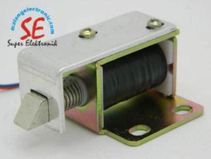 Kran Solenoid electronic door lock murah jual aneka macam kran