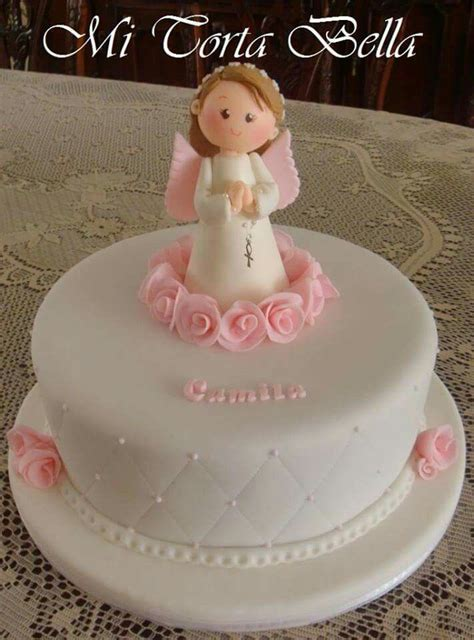 Pasteles Para Primera Comunion 407 Best Images About Communion Cakes On Holy Communion Cakes And