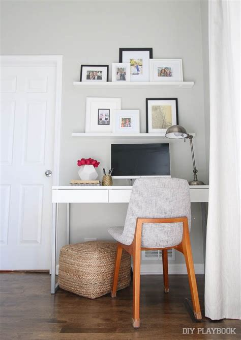small work desk for bedroom how to add a desk area and office to your small bedroom