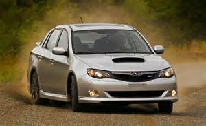 Subaru Impreza Wrx 2010 Car And Driver