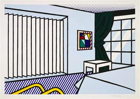 roy lichtenstein bedroom bedroom by roy lichtenstein guy hepner