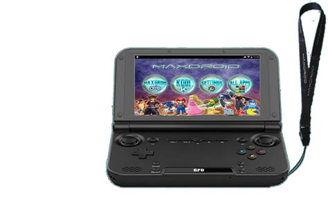 android portable console maxdroid gpd xd handheld console by maxpie gaming