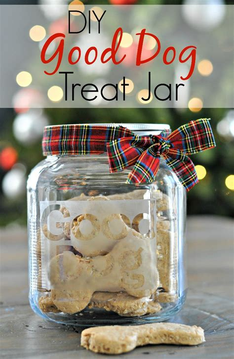 treat gifts diy treat jar to diy decor and the