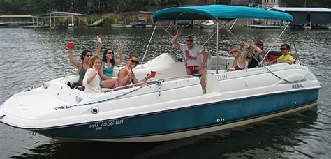 wooden boat on ozark boat rentals lake of the ozarks jet ski rental lake of