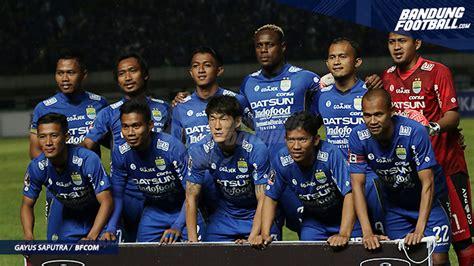 Kaos Persib Tawon Ku Aing awali pre season dengan baik persib merasa lebih percaya diri bandungfootball