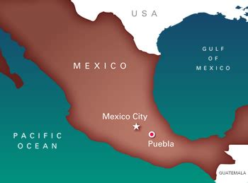 puebla mexico map saudi aramco world mexico s colors of three cultures