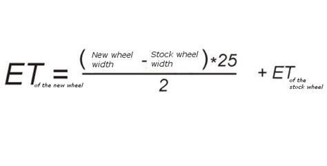 wheel width   offset oponeocouk