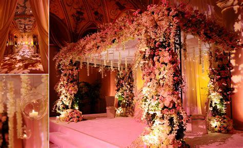 Flower decoration ideas at banquet halls in Mumbai