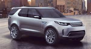 Ford Discovery Is This Land Rover S Ny Show Discovery Vision Concept Or A