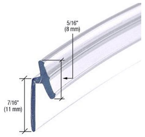 shower door bottom seal replacement showerdoorsqueegees shower seals