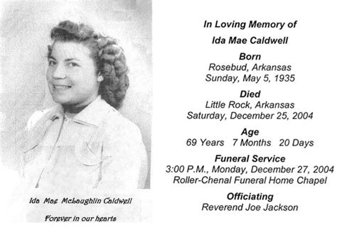 obituaries images gallery