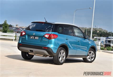 Suzuki Rt 2016 Suzuki Vitara Rt S Review Performancedrive