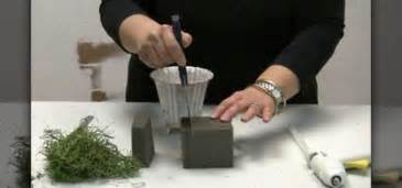 how to foam a container for floral arrangements 171 flower