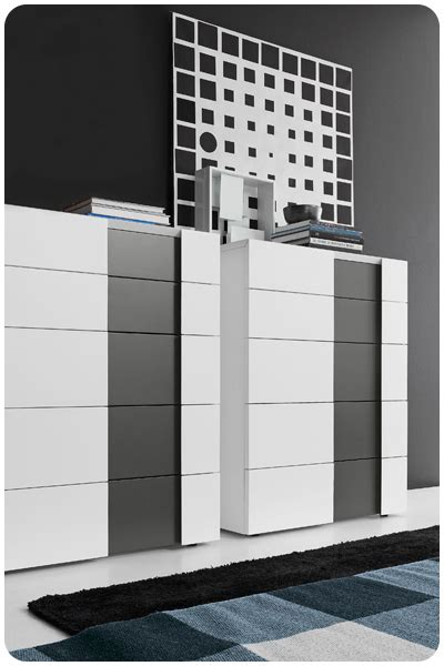mobili settimanali moderni como comodini settimanali moderni presotto inside