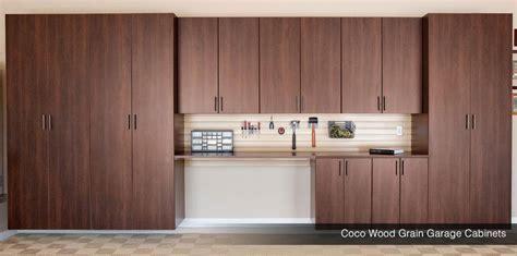 Maple Garage by Wood Grain Garage Cabinets Maple Garage Cabinets