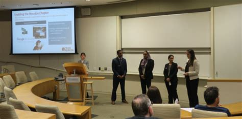 Ucla Mba Mph by In Net Impact Consulting Challenge Mba Students Provide