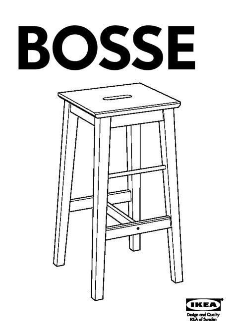 Tabouret Bosse Ikea by Bosse Tabouret De Bar Bouleau Ikea Ikeapedia