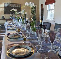 table setting ideas for dinner party submited images