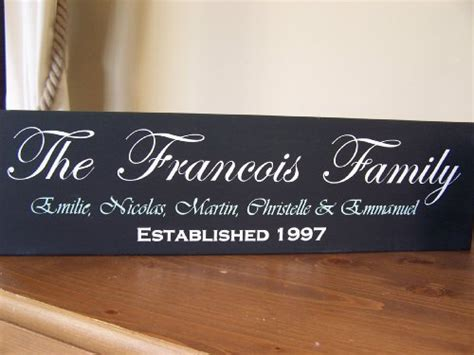 Handmade Wooden Signs Personalized - signs sold direct by the signmaker at farmers market