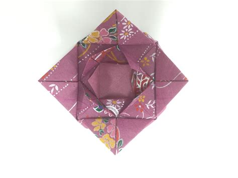 Origami You - how to make an origami in 8 easy steps from japan
