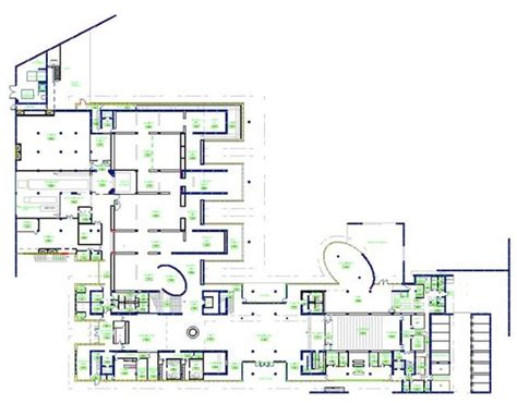 museum floor plan dwg fort worth modern art museum floor plan ando