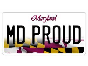 Md Vanity Plates Court Says Yes To Vanity No To Profanity On License