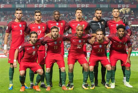 World Cup Portugal russia 2018 ronaldo lands with the portugal team for