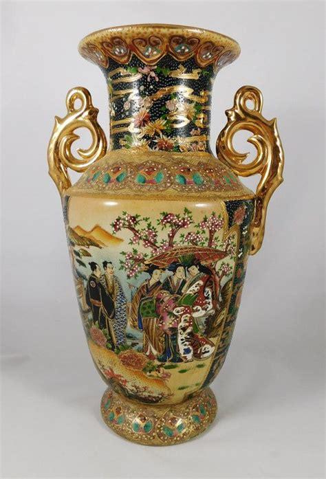royal satsuma vase 209 best moriage dragonware nippon noritake satsuma