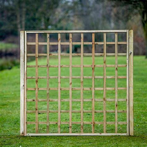 Framed Trellis Panel Framed Garden Trellis Panels Breathe Azores