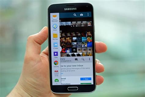 Samsung Multi Window how to enable multi window mode in android