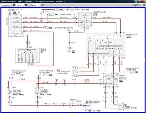 service manual pdf 2003 ford f350 electrical wiring