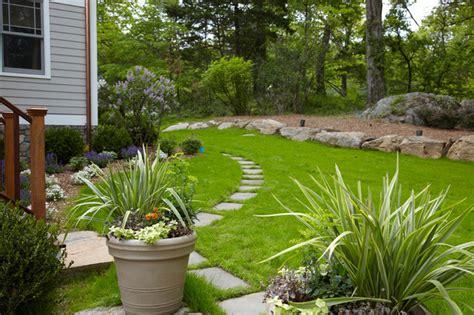 home garden design inc dream home container plantings armonk ny eclectic