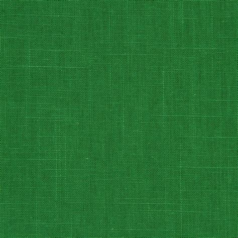 Light Emerald Green Linen Upholstery Fabric