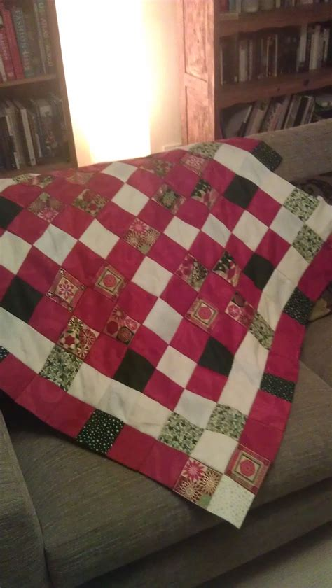 Sewn Patchwork - sewn throw pudleston patchwork