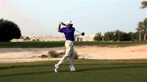 sergio garcia swing slow motion sergio garcia swing sequence youtube