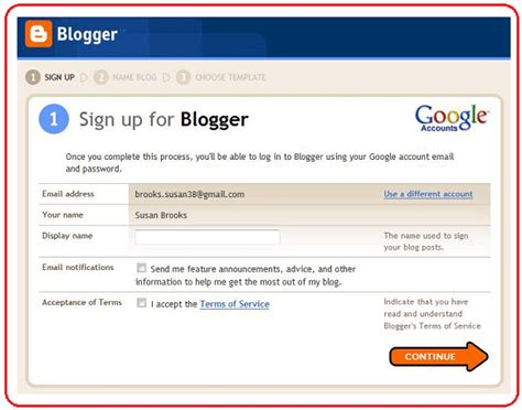 blogger uses how to blog using blogger web2 be a creator a