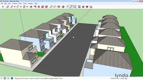 sketchup layout library navigating in sketchup
