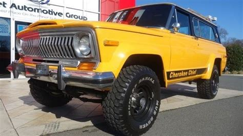 1977 Jeep Chief For Sale 1977 Jeep Chief V8 For Sale