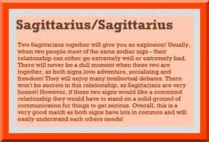 sagittarius love match