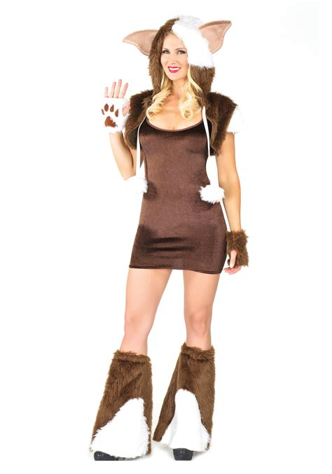 halloween costumes womens gizmo monster costume