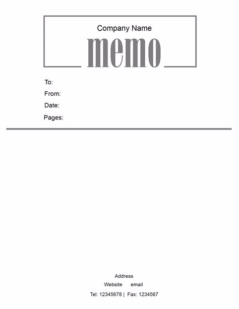 policy memo templates 16 free word pdf documents download with