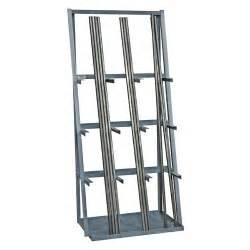 14 steel vertical parts storage rack wayfair