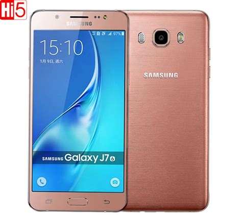 5 Samsung Galaxy J7 New Original Samsung Galaxy J7 2016 Dual Sim 5 5 Quot Inch 16gb Rom 3gb Ram Octa 3300mah Fdd