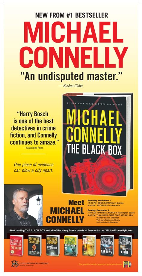 Pdf What Is The Black Box by 17 Best Images About The Black Box By Michael Connelly On