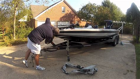removing vinyl wrap on boat removing a boat wrap youtube