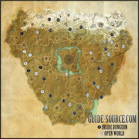 skyshard eso locations map cyrodiil skyshard guide guide source